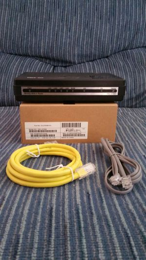 Verizon DSL Modem, used for Sale in Fairfax, VA