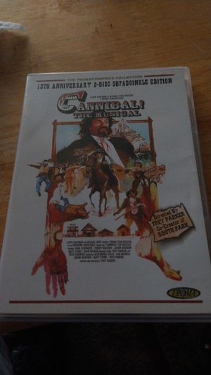 Troma Studio Cannibal the Musical DVD 13th Anniversary for Sale in San Diego, CA