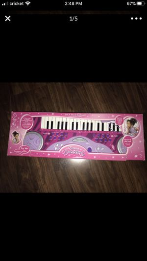 Jam and dazzle keyboard piano for Sale in Gibsonton, FL