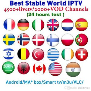 World IPTV Service - Same Day Setup - $17/Mo. - $35/3-Mos. for Sale in High Point, NC