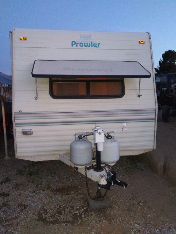 25 Ft Prowler Travel Trailer for Sale in Hesperia, CA ...
