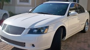 URGENT' Nissan Altima 2006 FOR SALE EXCELLENT CONDITION for Sale in Fort Wayne, IN
