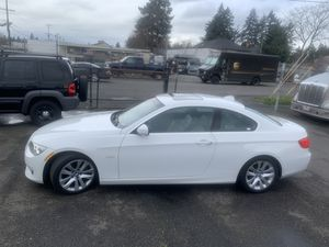 2011 bmw 328i coupe , excellent condition for Sale in Portland, OR