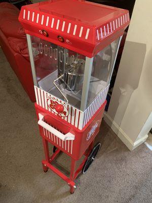 Nostalgia Popcorn Machine for Sale in Arlington, VA