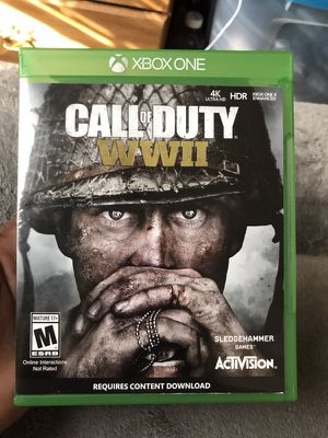 Call of duty ww2 for Sale in Baltimore, MD