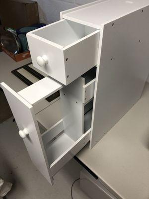 Spirich like new slim bathroom cabinet for Sale in West Springfield, VA