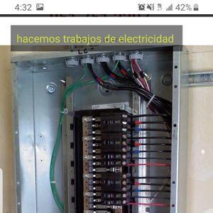 Electricista e. Houston tx for Sale in Houston, TX