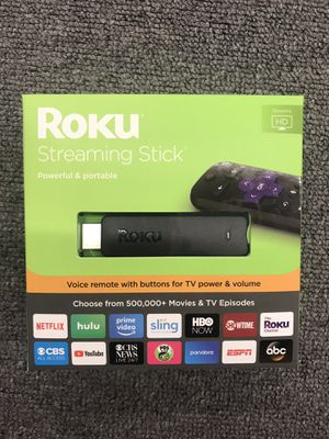 Brand New Unopened Roku streaming stick for Sale in Eugene, OR