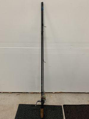 Berkley fishing Rod with Daiwa CrossFire 2500-3IB Reel for Sale in Puyallup, WA
