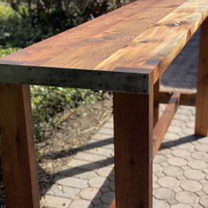 Rustic Handmade Bar Table for Sale in St. Cloud, FL