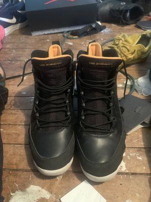Citrus Air Jordan 9s sz 12 for Sale in Hamtramck, MI