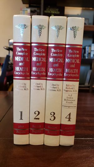 The New Complete Medical and Health encyclopedia for Sale in Bakersfield, CA