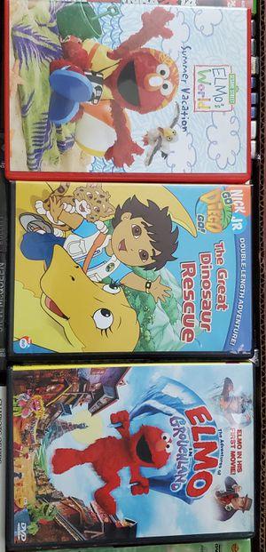 ELMO DVD DIEGO DVD VGC for Sale in Bakersfield, CA