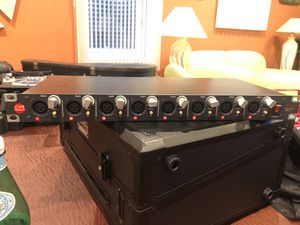 Sm pro audio 8 channel preamp for Sale in Burbank, IL