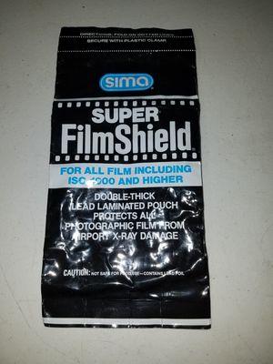 SIMA SUPER FILM SHIELD BAG for Sale in Hesperia, CA