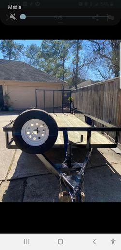 Utility trailer 16x6 for Sale in Pearland,  TX