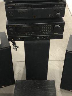 Complete Vintage Surround Sound System for Sale in Los Alamitos,  CA