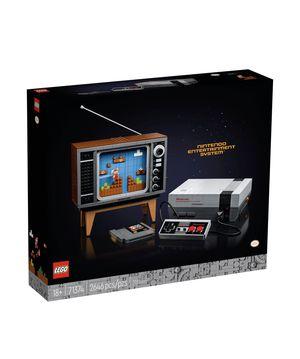 Lego 71374 Nintendo Entertainment System Super Mario (2646pcs) NEW for Sale in San Antonio, TX