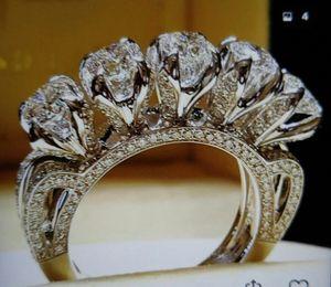 Sparkling 925 Sterling Silver White Sapphire Diamond for Sale in Bridgeville, DE