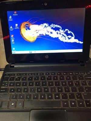 HP MINI LAPTOP FOR SALE! WILLING TO NEGOTIATION! for Sale in Lawrenceville, GA