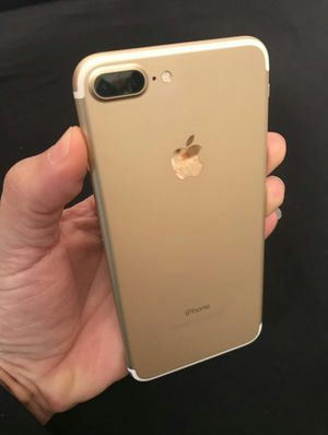 iPhone 7 plus 32GB Like New ( Unlocked for any carrier ) for Sale in Silver Spring, MD