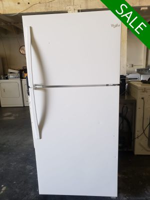 💥💥💥Whirlpool LIMITED QUANTITIES! Refrigerator Fridge 30 in. Wide #1520💥💥💥 for Sale in Riverside, CA
