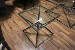 E50 (Silver) End Table for Sale in US