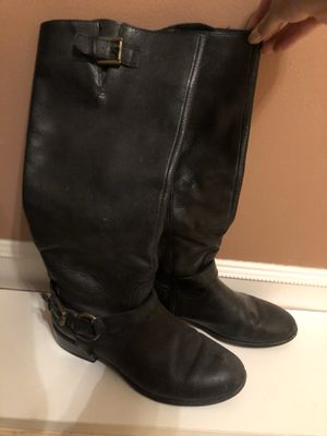 Ralph Lauren Genuine Leather Riding Boots for Sale in Los Angeles, CA