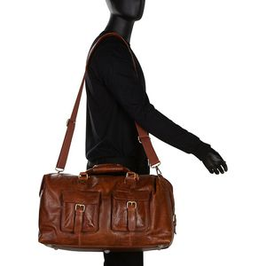 Rawlings genuine leather carry-on duffle bag for Sale in University City, MO