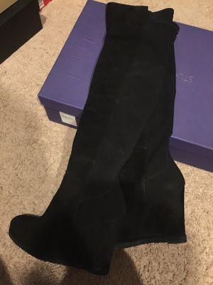 stuart weitzman overknee boots 7B nwb for Sale in Fairfax, VA