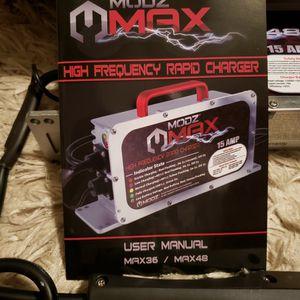 New MODZ 48 Volt 15 Amp Ezgo 3 Pjn Rapid Charger for Sale in Lexington, SC