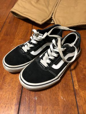 "Sneakers ""Van"" boys 13 for Sale in West Seneca, NY"