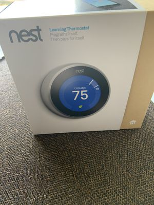 Nest Learning Thermostat for Sale in Charlotte, NC