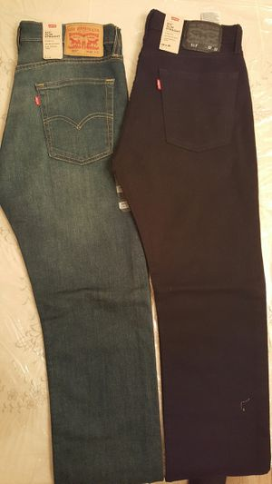 2 Men's slim levis. 32x32 for Sale in Brooklyn, NY