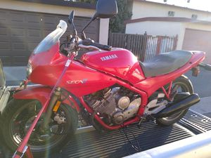 1992 Yamaha 600cc clean title in hand tags nonoped for Sale in Garden Grove, CA