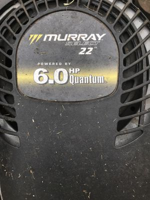 Murry lawn mower for Sale in Charlotte, NC