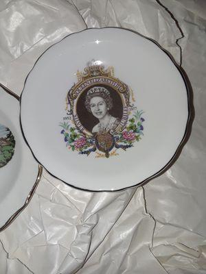 Queen Elizabeth 'll Silver Jubilee China for Sale in Largo, FL