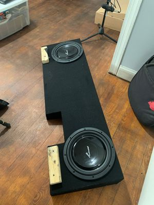 Two 12's with the box for Sale in Raleigh, NC