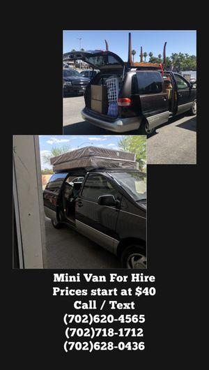Mrminivan for Sale in Las Vegas, NV