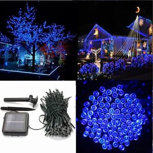 Solar String Lights 72ft 200 LED 8 Modes Waterproof Solar Fairy Lights for Garden, Patio, Fence, Balcony, Tent, Canopy, Gazebo for Sale in Ontario, CA