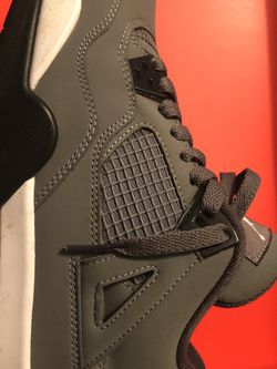 Grey Jordan 4 for Sale in Vidalia,  GA