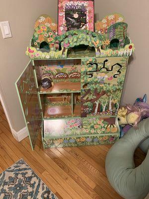 Girls doll house for Sale in Seffner, FL