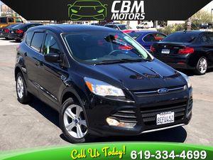2014 Ford Escape for Sale in El Cajon, CA
