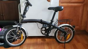 Black Collapsible Bike for Sale in Washington, DC