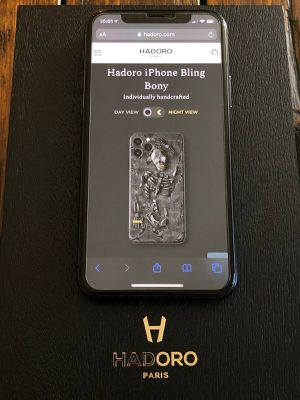 Genuine Hadoro Paris Bling Bony iPhone 11 Pro 256GB for Sale in LK OF THE FST, KS