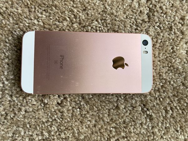 iPhone SE Unlocked $80