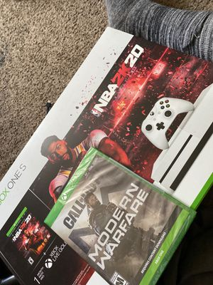 Xbox One S Comes W/ A Few Games for Sale in Detroit, MI