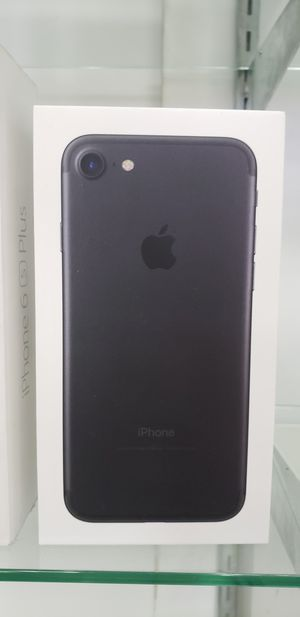 APPLE IPHONE 7 (BRAND NEW IN BOX) AT&T CRICKET T-MOBILE METRO 32GB for Sale in Arlington, TX