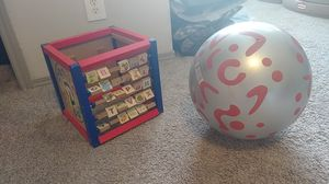 Kids play boll ans learning toy for Sale in Austin, TX