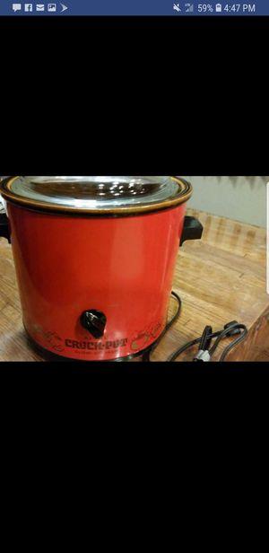Crock pot vintage for Sale in San Jose, CA